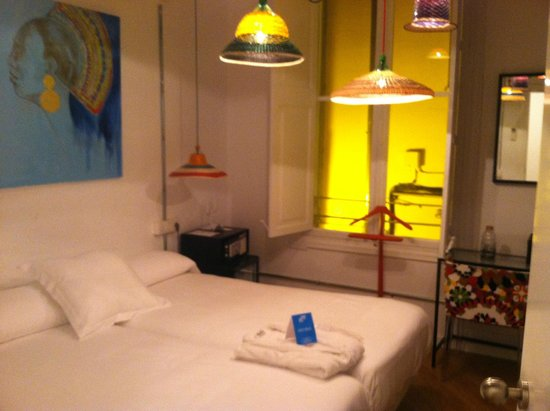Brondo Architect Hotel: Picture of the room