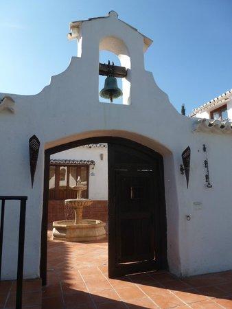 Cortijo Las Salinas: Main Entrance