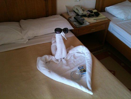 Sea Star Beau Rivage: our romantic honeymoon suite
