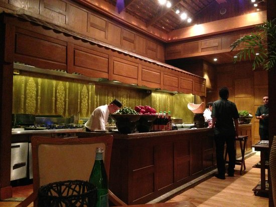 Sala Thai Restaurant: кухня