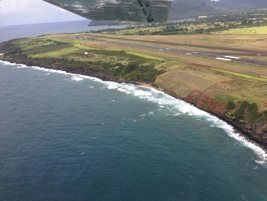 Air Ventures Hawaii: Upon Takeoff from Lihue