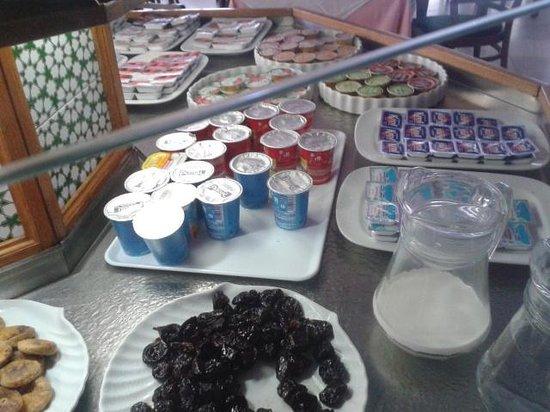 Brasilia: buffet desayuno