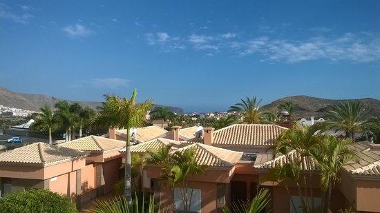 Green Garden Resort & Suites : vue côté balcon