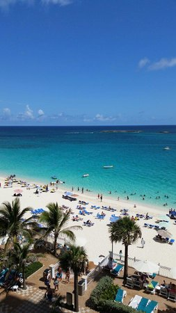 Hotel Riu Palace Paradise Island : Room view