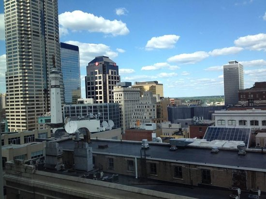 Conrad Indianapolis: A Room With A View