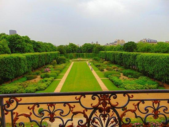 Musée Rodin : View of the Garden