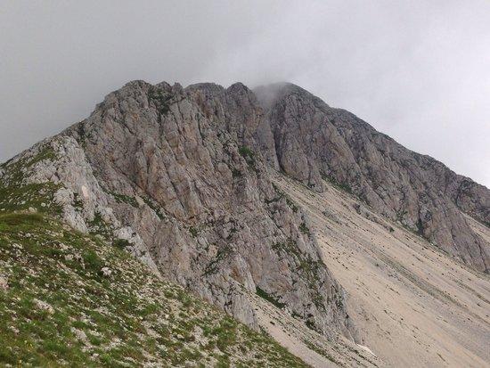 Monte Terminillo, Italie : Terminillo