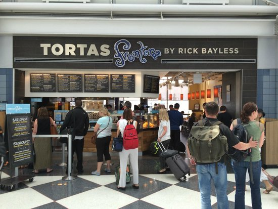 Tortas Frontera by Rick Bayless : Front of shop