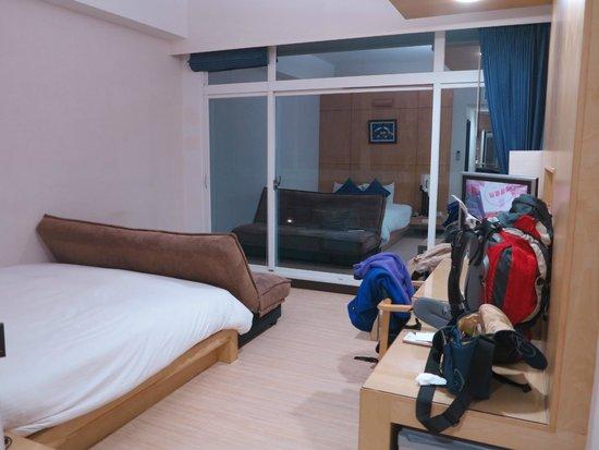 Bayview B&B : Room
