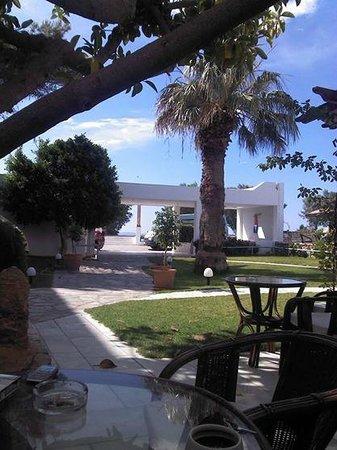 Aeolos Bay Hotel: Tinos