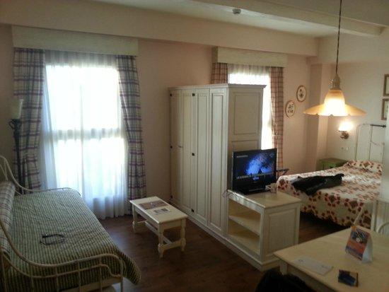 PortAventura Hotel Gold River: habitación triple