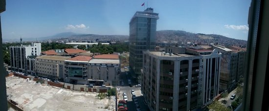 DoubleTree by Hilton Izmir - Alsancak: view from the room