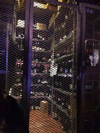 Belthazar Restaurant and Wine Bar: Wine cellar