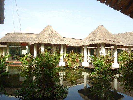 Grand Palladium Kantenah Resort and Spa : hotel