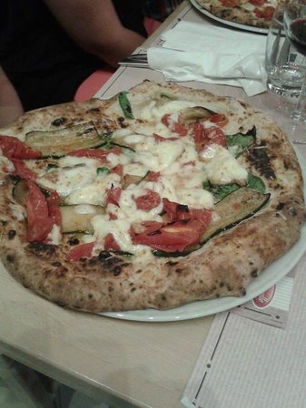 Pizzeria Salvo: Parmigiana di zucchine