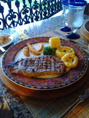 ClubHotel Riu Tequila : great steaks