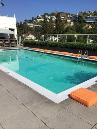 Andaz West Hollywood: pool