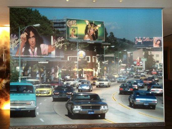 Andaz West Hollywood: entry foyer