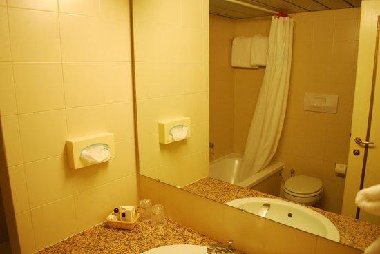 Hotel Rialto : Bathroom
