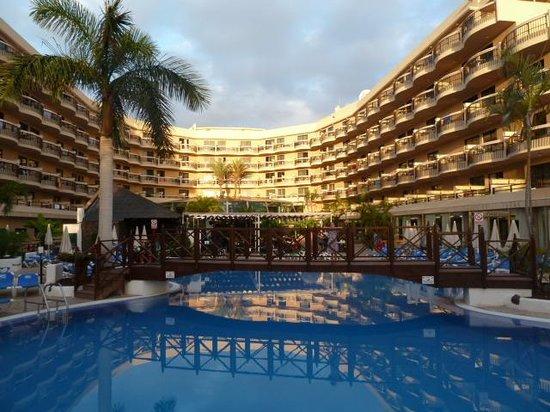 Dream Hotel Noelia Sur: Vista desde la piscina