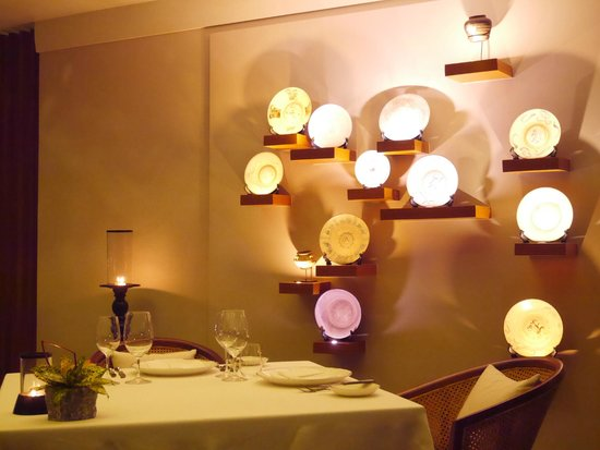 Amatara Wellness Resort: Salle de restaurant