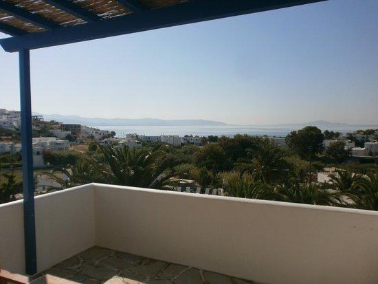 Albatross Hotel: balcon 2