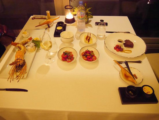Amatara Wellness Resort: Restaurant