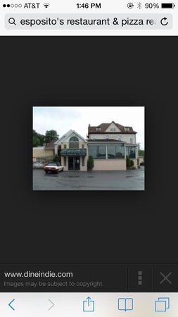Photo of Italian Restaurant Espositos at 1540 Friedensburg Rd, Reading, PA 19606, United States