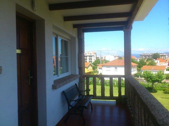 Aparthotel Villa Cabicastro: entrada al apartamento