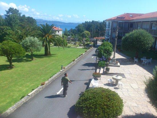 Aparthotel Villa Cabicastro: hotel y alrededores