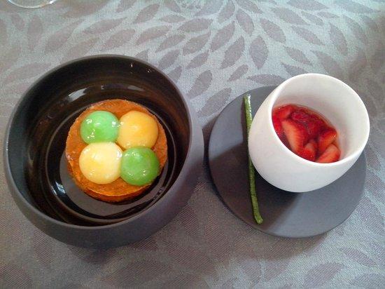 La Promenade: Dessert