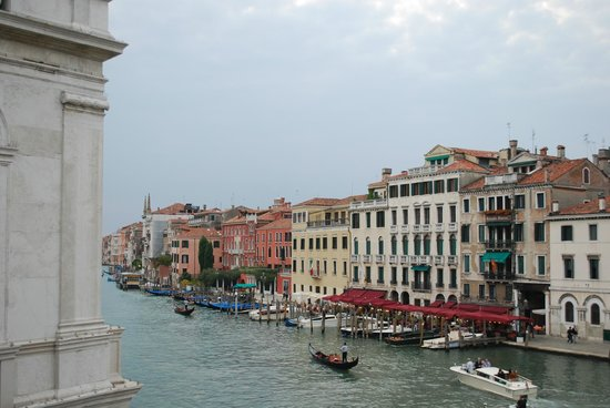 Hotel Rialto : View from our suite