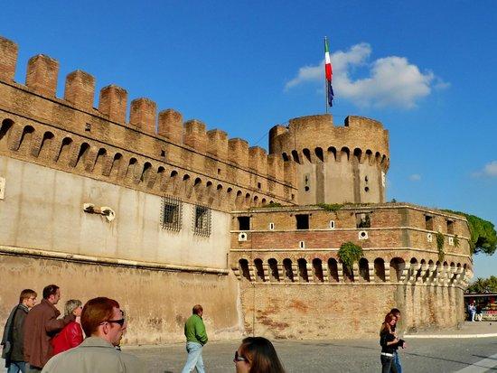 Castillo de Sant'Angelo: Castel Sant'Angelo