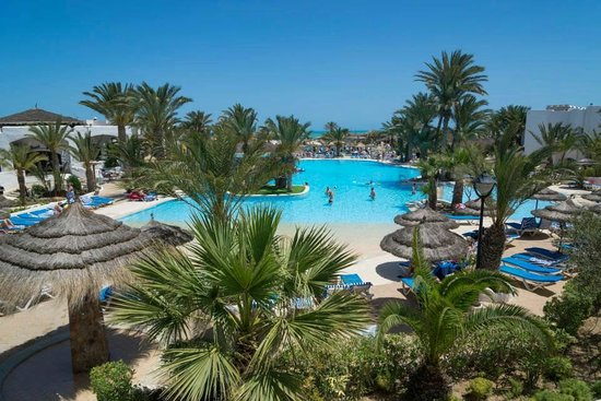 Fiesta Beach Club Djerba : Le paradis