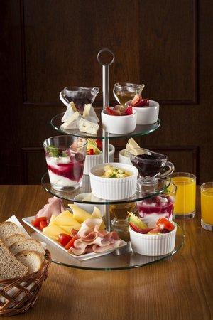 Goldwasser Restaurant: Our famous breakfast
