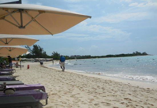 Paradisus Playa del Carmen La Perla: Couples beach