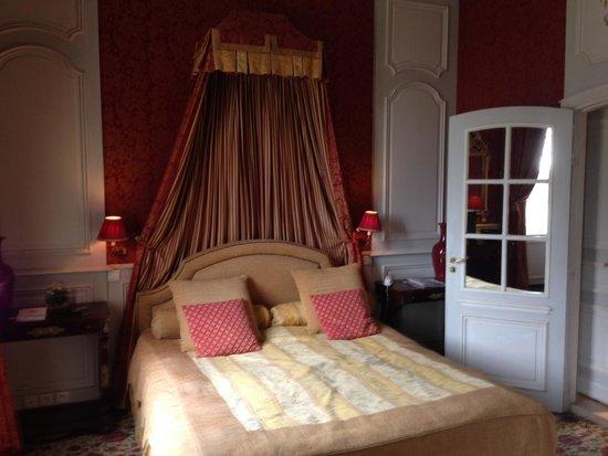 Château de Courcelles: La chambre numèro 1