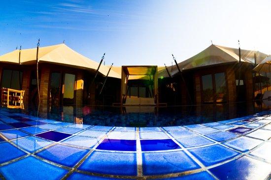 Banyan Tree Al Wadi: pool