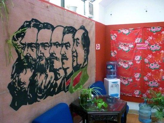 Shanghai Propaganda Poster Art Centre: De Marx a Mao num só painel