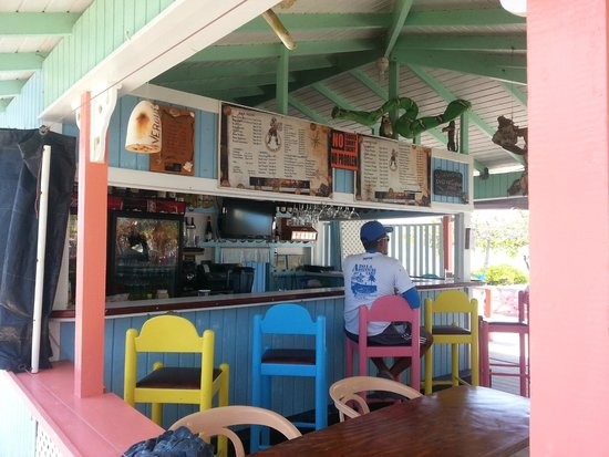 Graham's Place: restaurant area