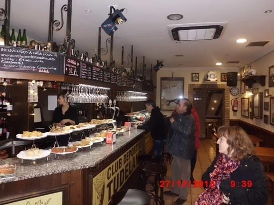 Restaurante topero en tudela - Casa lola tudela ...