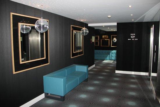 Lutecia Smart Design Hotel: Planta Disco