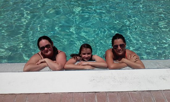 Holiday Inn Hotel & Suites Daytona Beach: Piscina