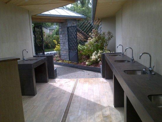 Sunelia les 3 Vallées : toujours espace vaisselle lessive !!