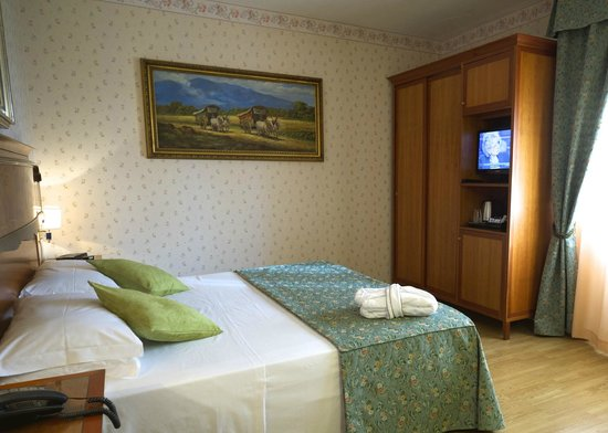 Colleverde Park Hotel: camera Superior