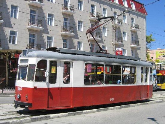 Evpatoriyskiy Tram