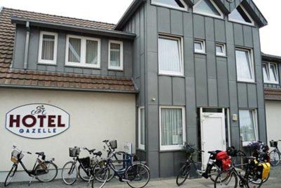 Faldernpoort Hotel: Der Hoteleingang