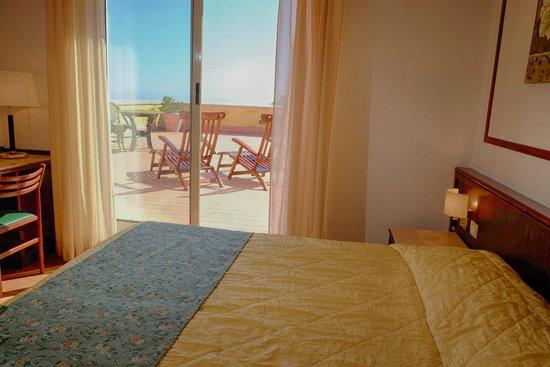 Colleverde Park Hotel: Camera Panoramic