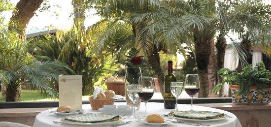 Colleverde Park Hotel: Ristorante invernale