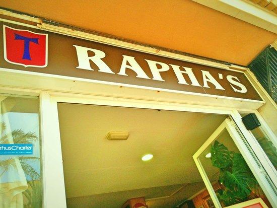 Rapha's La Terracita: Wow